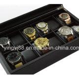 Visualización del reloj/caso bien hechos al por mayor del almacenaje