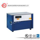 Machine de cerclage semi automatique élevée de bureau (KZB)