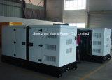 type silencieux générateur d'alimentation générale de 150kVA 120kw de diesel de Cummins