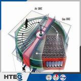 Ar de giro esmaltado o melhor da cesta ondulada das folhas da transferência térmica efeito Preheater