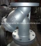 Y-Setaccio del acciaio al carbonio di ASME dell'estremità della flangia