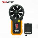 Peakmeter Ms6252b 디지털 풍속계 & 습도 & 온도 미터