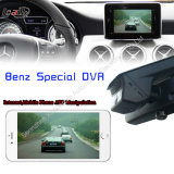 Nuovo Car DVR con WiFi Mirrorlink Functions, HD Wide Angle per Benz