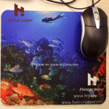 Mouse Pad, Mug, Hard Surface를 위해 반대로 Curl A4/A3 Sheet 100GSM Sublimation Transfer Paper