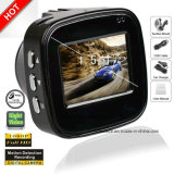 Videocamera portatile poco costosa DVR dell'automobile di tecnologia di Huiao con il G-Sensore, macchina fotografica DVR-1506 dell'automobile di 5.0mega CMOS