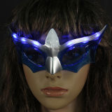 Hot Sale Popular LED Women Chlidren Man Mask para festa
