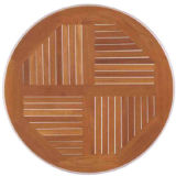 Piano d'appoggio di legno naturale moderno (TT-03)