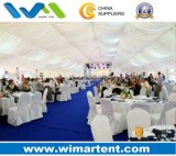 Große Outdoor Messe Tent/Luxury Party Wedding Tent mit Lining und Floor System