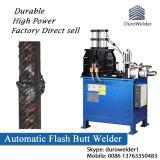 鋼板バット溶接機または鋼板溶接工