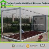 최신 판매 표준 설계 Prefabricated 건물 이동할 수 있는 Porta 2016의 오두막 콘테이너 집