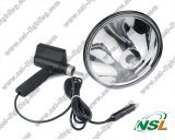 HID 35With55W Lens Diameter HID Outdoor Spotlight, Rechargeable Hunting Search Light per Outdoor Sport