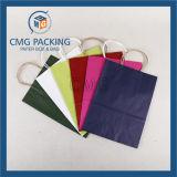 Verschiedener preiswerter Papierbeutel mit Papiergriff (DM-GPBB-095)