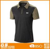 Camiseta del polo del deporte de los hombres