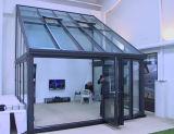 Portello di piegatura termico della rottura con il hardware della Germania ed il vetro isolato