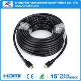 12m Kabel HDMI van het Geval van het Metaal de Vlakke met 1080P