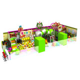 Cour de jeu d'intérieur de maison de théâtre en plastique d'usine de jouet d'amusement de la Chine