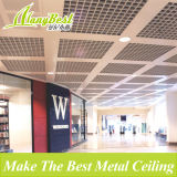 Foshan-Aluminiumdecken-Rasterfeld für das Einkaufen, Hall