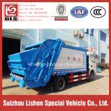 ガーベージの圧縮のトラックのDongfeng DFAC VIPの製造者のコンパクターのごみ収集車の屑コレクションの手段