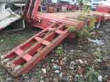 Lowbed usado, excavador Lowbed para la venta