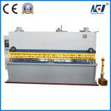 QC11k-6X2500 apressam rapidamente a máquina de corte da guilhotina hidráulica do CNC Dac360 da máquina