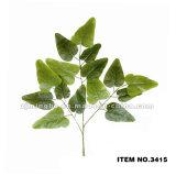 卸し売り人工的な葉の高品質のプラスチック人工的な葉