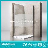 Pivote de puerta puertas dobles de cristal Planta de venta simple espacio para duchas \ Sitio de ducha \ Cabina de ducha-Se703h