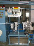 Linea di produzione a temperatura elevata dell'espulsione di cavo del Teflon