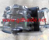 Fabricante de Excavator Compaction Wheels para Hyundai R120 Excavator (HD-YSL-20)