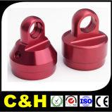 Hardware auto de la precisión, máquina/piezas de aluminio trabajadas a máquina del CNC