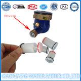 Soupape non de renvoi de plastique pour le mètre d'eau