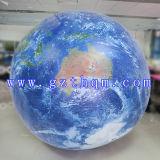Ballons de PVC gonflable gonflable de bille/hélium d'instrument de la terre