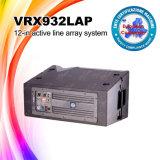 Línea activa altavoces del arsenal, línea potencia de Vrx932lap del arsenal