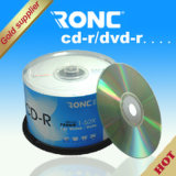 CD en blanco registrable de una sola capa del grado a+ 700MB 52X, CD vacío