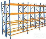 Entrepôt lourd Shlef de défilement ligne par ligne de palette de mémoire avec le modèle professionnel