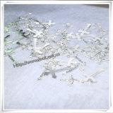 カトリック教の数珠の装飾的な金属の十字のペンダント(IOap202)