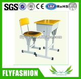 의자 (SF-39S)를 가진 나무로 되는 고품질 학교 책상