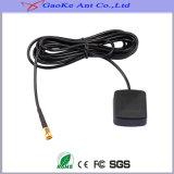 자석 액티브한 차 외부 GPS 안테나 또는 SMA 90 각 연결관 GPS 안테나를 가진 지팡이 설치 1575.42MHz Rg174 3m/5m 케이블
