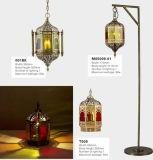 아랍 작풍 금관 악기 모로코 샹들리에 램프 (009)
