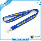 Fabrik Wholesale Custom Logo Lanyard ohne Minimum Order