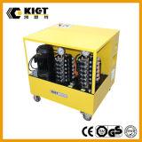 Sistema di sollevamento idraulico sincrono del PLC