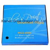 Erhältlich viele im unterschiedlichen Größen-gewölbtes Papier-Pizza-Kasten (PPB121)