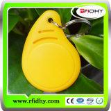 Tag chave de 13.56MHz RFID para o controle de acesso