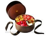 2016 nuevas cajas del caramelo de chocolate de la boda de papel del diseño