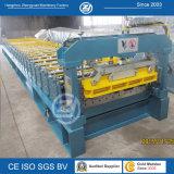 Trapez Profil-Stahl walzen die Formung der Maschine kalt