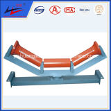 Portador e Return Training Rollers Friction Rollers para Conveyor System