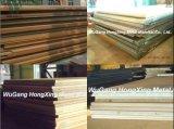 Плита прессформы верхнего качества стальная (SM3Gr2NiMo)