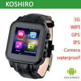 O melhor esporte do GPS do Android que funciona o relógio esperto