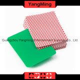 Tableau en plastique de casino de carte de découpage (YM-CC01)