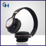 Promocional presente de Natal Foldable Stereo Bluetooth Headset com MP3 Player