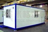 Полуфабрикат модульная дом контейнера /Mobile GRP для офиса